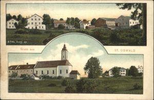St Oswald-Osttirol Kuenstler E. Felle / Gratwein /Graz