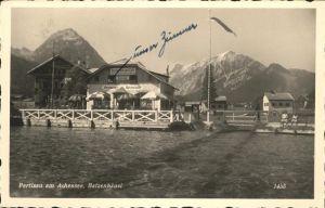 Pertisau Achensee Achensee Batzenhaeusl / Eben am Achensee /Tiroler Unterland