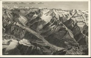 Furka Furka Gotthard Gebiet * / Furka /Rg. Gletsch