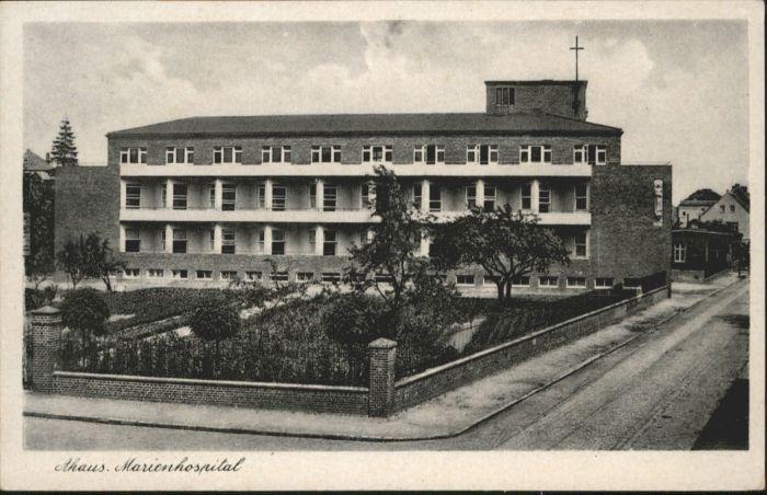 Ahaus Ahaus Marienhospital x / Ahaus /Borken LKR