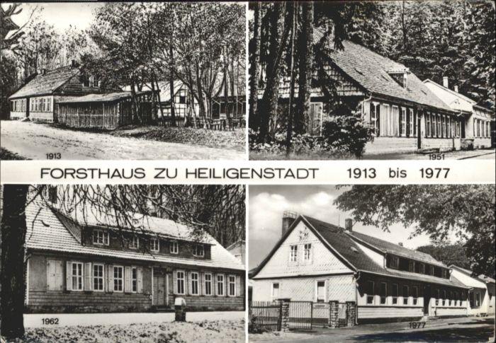 Heiligenstadt Oberfranken Heiligenstadt Forsthaus x / Heiligenstadt i.OFr. /Bamberg LKR