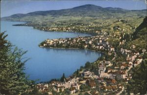 Territet Territet Montreux Clarens * / Territet /Bz. Vevey