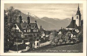 Schwyz Redinghaus Kat. Schwyz