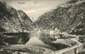 Grimsel Pass See / Grimsel /Rg. Innertkirchen