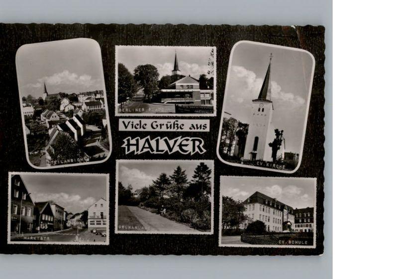 Halver  / Halver /Maerkischer Kreis LKR
