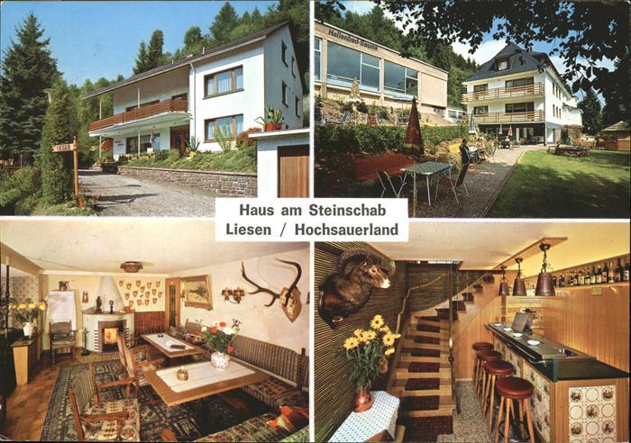 Liesen Haus am Steinschab Kat. Hallenberg
