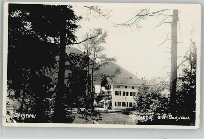 Jachenau Gasthof Zur Jachenau
