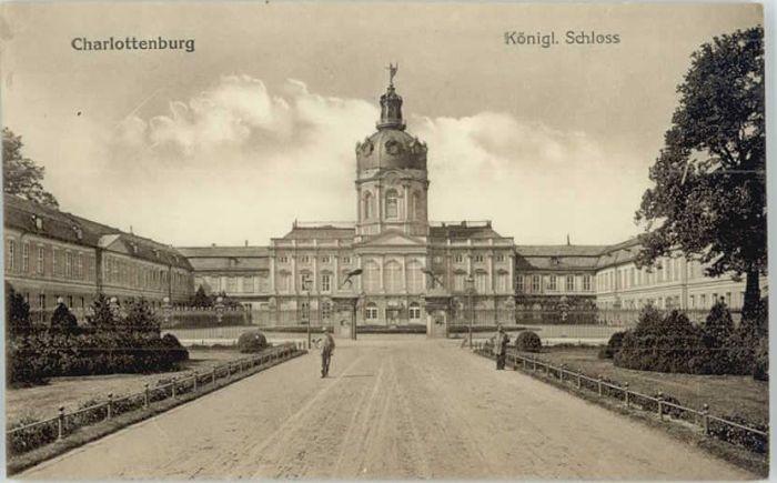 Charlottenburg Charlottenburg Schloss * / Berlin /Berlin Stadtkreis