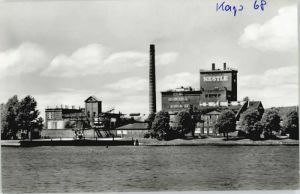 Kappeln Schlei Kappeln Schlei Nestle Werke * / Kappeln /Schleswig-Flensburg LKR
