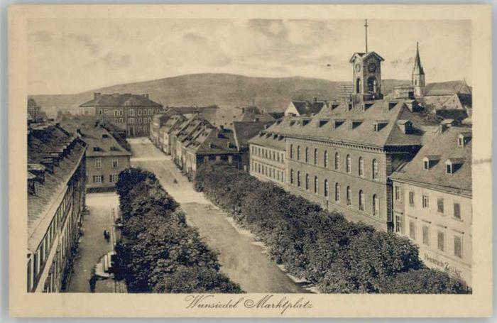 Wunsiedel Wunsiedel Fichtelgebirge  * 1920 / Wunsiedel /Wunsiedel LKR