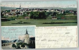 Weissenstadt Weissenstadt  x / Weissenstadt /Wunsiedel LKR