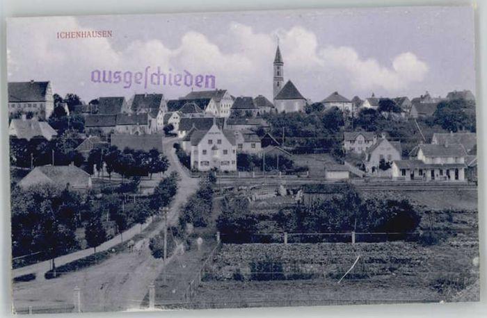 Ichenhausen Ichenhausen  * / Ichenhausen /Guenzburg LKR