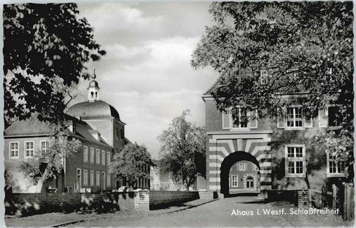 Ahaus Ahaus  * / Ahaus /Borken LKR