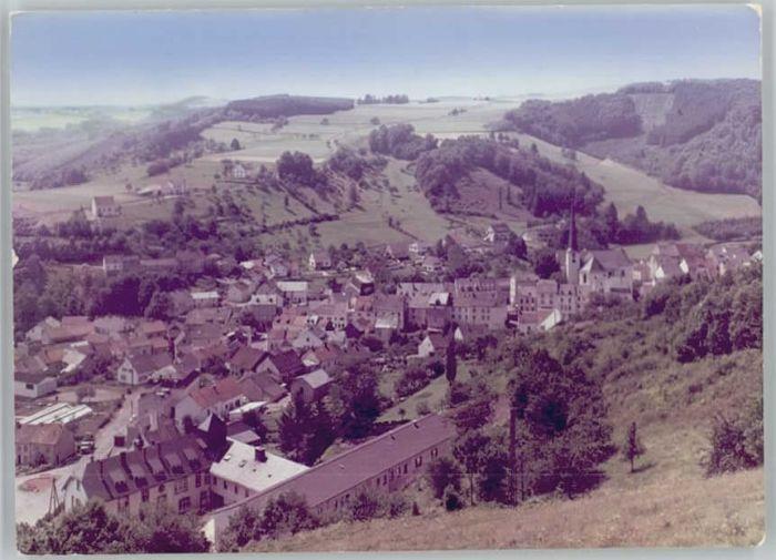 Waxweiler Waxweiler  * / Waxweiler /Eifelkreis Bitburg-Pruem LKR