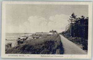Graal-Mueritz Ostseebad Graal Badeanstalt * / Seeheilbad Graal-Mueritz /Bad Doberan LKR