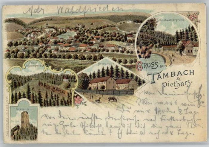 Tambach-Dietharz Tambach-Dietharz  x / Tambach-Dietharz /Gotha LKR