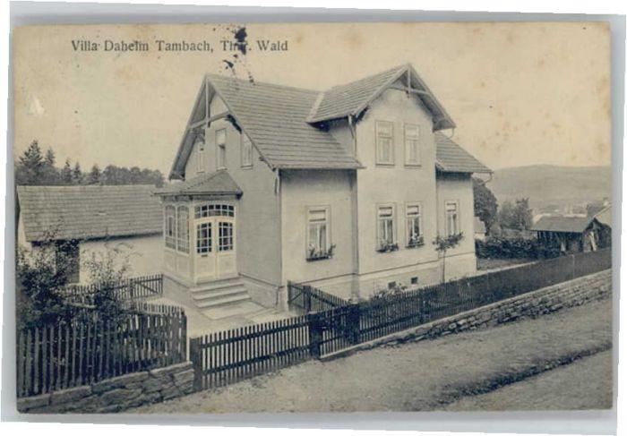 Tambach-Dietharz Tambach-Dietharz Villa Daheim x / Tambach-Dietharz /Gotha LKR