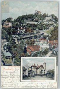 Loschwitz Drahtseilbahn x