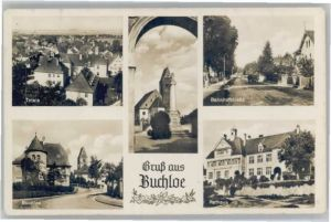 Buchloe Bahnhofstrasse Rathaus x