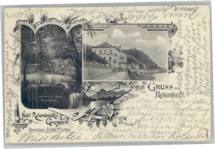 Rolandseck Rolandseck Hotel Rolandseck x / Remagen /Ahrweiler LKR