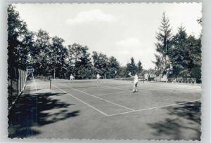 Nastaetten Tennisplatz Hotel Oranien *