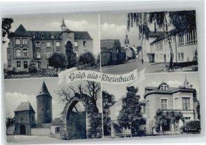 Rheinbach  *