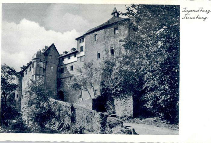 Freusburg Jugendburg *