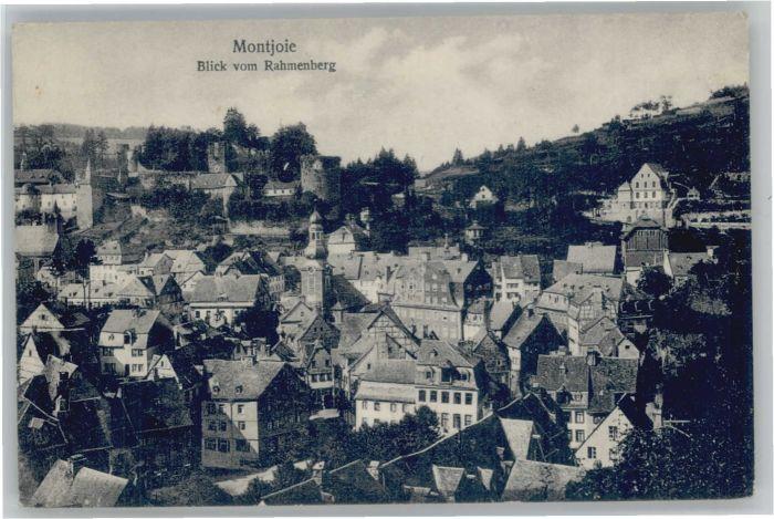 Montjoie Monschau Montjoie  * /  /