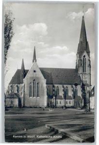Kamen Westfalen Kamen Kirche * / Kamen /Unna LKR