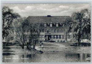 Kamen Westfalen Kamen Postamt * / Kamen /Unna LKR