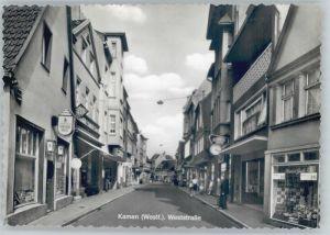 Kamen Westfalen Kamen Weststrasse * / Kamen /Unna LKR