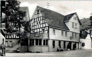 Neunkirchen Odenwald Gasthaus Pension zum Rodenstein *