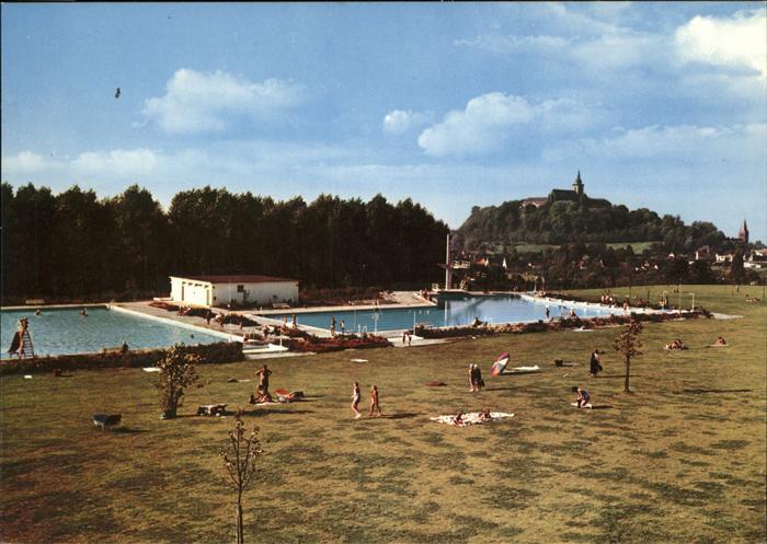 Siegburg Schwimmbad / Siegburg /Rhein-Sieg-Kreis LKR
