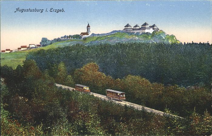 Augustusburg Erzgebirge / Augustusburg /Mittelsachsen LKR
