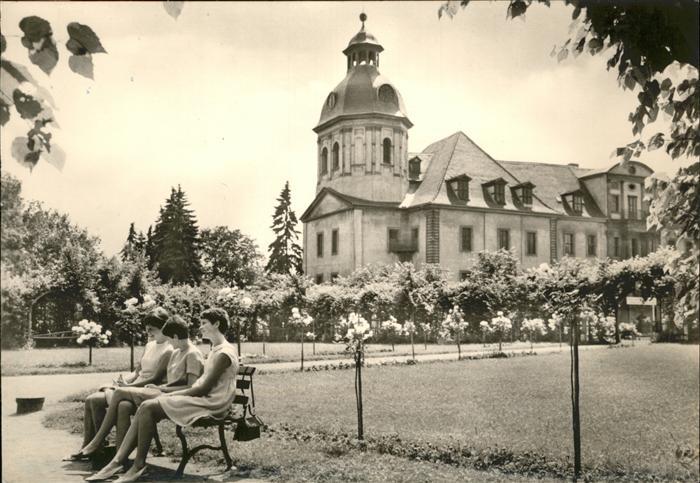 Eisenberg Thueringen Schloss Kirche  / Eisenberg /Saale-Holzland-Kreis LKR