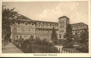 Bad Wilsnack Eisenmoorbad / Bad Wilsnack /Prignitz LKR