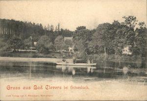 Bad Groenenbach Bad Clevers / Bad Groenenbach /Unterallgaeu LKR