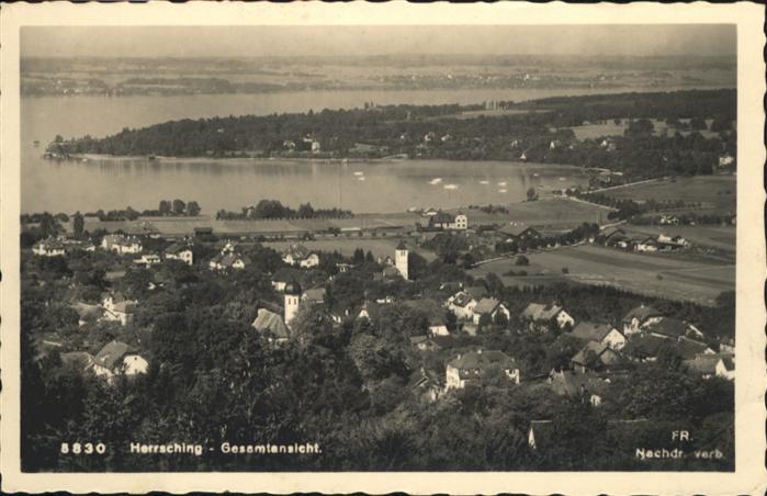 Herrsching Ammersee Herrsching  x / Herrsching a.Ammersee /Starnberg LKR