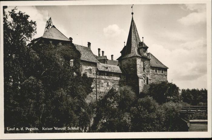 Lauf Pegnitz Kaiser Wenzel Schloss