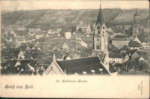 Hall Tirol St Katharina Kirche