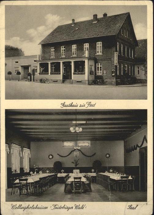 Wellingholzhausen Gasthaus zur Post