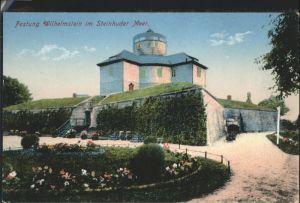 Steinhude Steinhude Meer Festung Wilhelmstein * / Wunstorf /Region Hannover LKR