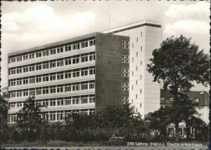 Lehrte Hannover Lehrte Krankenhaus * / Lehrte /Region Hannover LKR