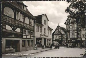 Stadtoldendorf  *