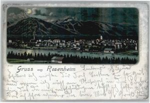 Rosenheim Bayern Rosenheim  x / Rosenheim /Rosenheim LKR