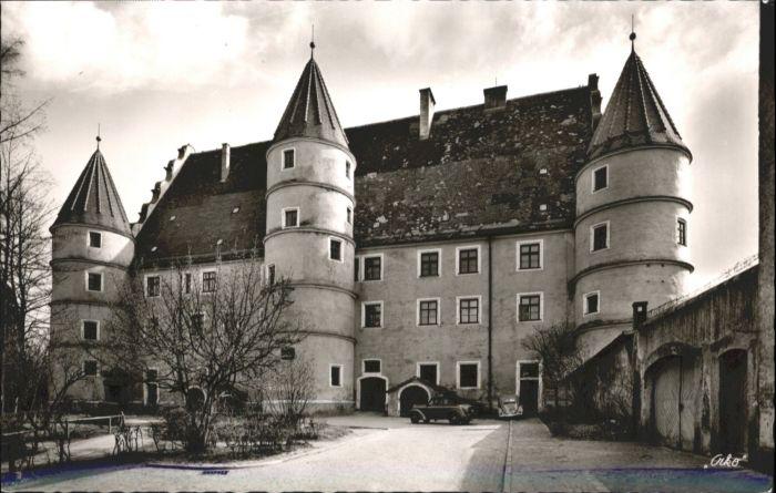 Vohenstrauss Friedrichsburg *