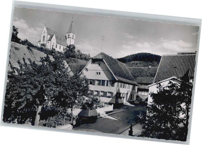 Reichental Gasthaus Metzgerei Auerhahn *