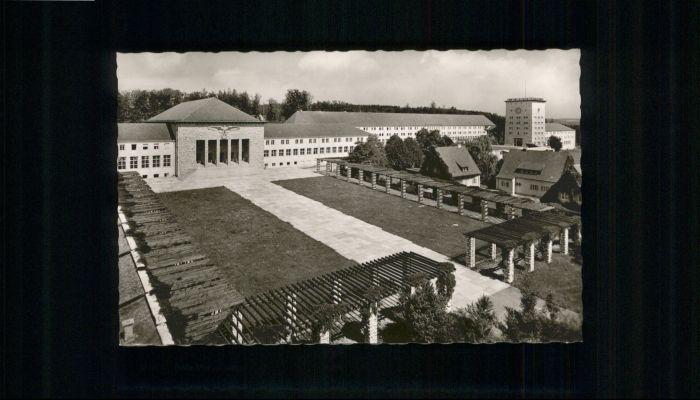 Herrsching Ammersee Herrsching Bundeszollschule Finanzschule * / Herrsching a.Ammersee /Starnberg LKR