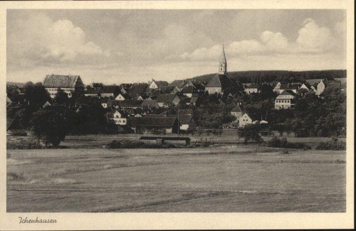 Ichenhausen  *
