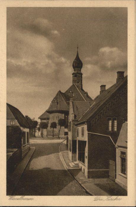 Wesselburen Kirche *